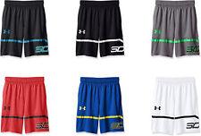 Under Armour Boys' SC30 Spear Shorts, 6 Colors
