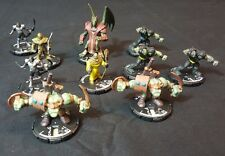 (#MK001) Mage Knight Mix lot of 10 Miniatures
