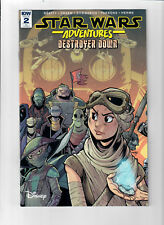 STAR WARS ADVENTURES - DESTROYER DOWN #2 - NM - 1 in 10 Variant cover