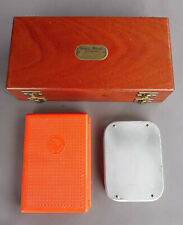3 Richard Wheatley Fly Boxes containing Vintage Dressed Salmon & Trout Flies