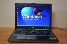 Dell Latitude D630 Core 2 Duo 2.00Ghz 3GB 160GB HDD Win XP SP3 WiFi #30