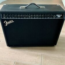 New listing Fender FM212 DSP Combo Amp (100 Watt) with Cover