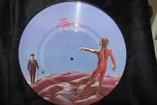RUSH Hemispheres LP RARE PD PICTURE DISC RECORD