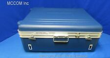 Panasonic Thermodyne SHAN-HCU200 Blue Hard Ship Case w/ wheels AK-HCU200 CCU