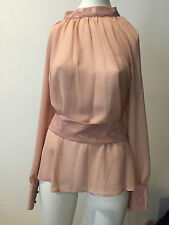 USED SARELLE Long sleeve  Blouse Size 40 GREAT CONDITION!!! MINHAR