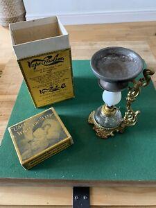 Vintage Medical Vapo Presolene Vaporiser In Original Box