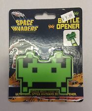 COOL NEW OFFICIALLY LICENSED TAITO 50 FIFTY GIFTS SPACE INVADERS BOTTLE OPENER