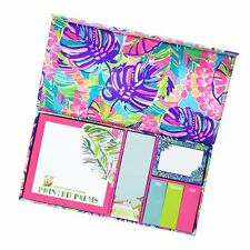 LILLY PULITZER - Sticky Note Set - Exotic Garden