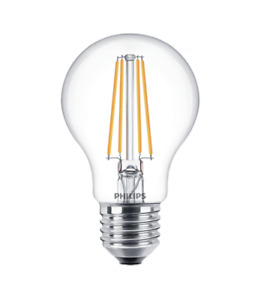 Philips Classic LED Light Bulb ND 10.5-100W A60 E27 ES 827 CL 2700k Warm White