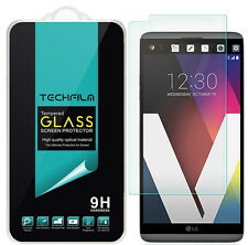 TechFilm® Tempered Glass Screen Protector Saver Shield For LG V20