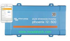 VICTRON ENERGY Phoenix True Sine Inverter 12V 400 Watts IEC OUT FREE EU DELIVERY