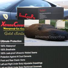 2016 2017 2018 VOLVO S60 WATERPROOF CAR COVER W/MIRROR POCKET BLACK