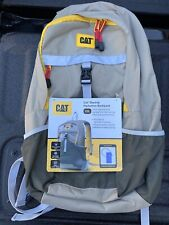 CAT Caterpillar Licensed Daytrip Hydration Backpack 20L