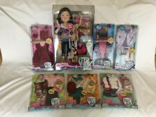 "MGA BFC Ink 18"" YUKO DOLL + 6 OUTFITS ALL NEW NRFB RARE!"