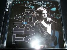 Tina Arena Symphony Of Life (Australia) Live 2 CD - New