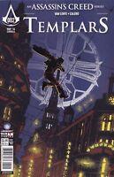 Assassins Creed Templers #2 A Titan Comic 1st Print 2016 NM ships in t-folder