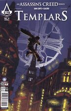 Assassins Creed Templers #2 A Titan Comic 1st Print 2016 NM ships in t-folder