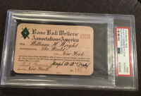 SHOELESS JOE JACKSON 1919 Chicago Black Sox Ticket & Babe Ruth 29 HR🔥HISTORIC🔥