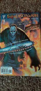 Freddy Vs Jason Vs Ash Volume 1