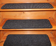 13  Step 9'' x 30'' + Landing 24'' x 28''  In/Outdoor Stair Treads Non-Slip .