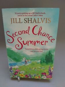 Jill Shalvis book Second Chance summer