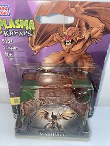 Mega Bloks PLASMA KREAPS SET: 5151 VAMPIRE CASTLE NIGHT STALKER- See Descript