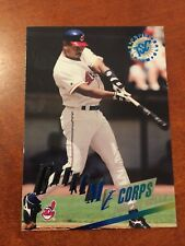 1995 Topps Stadium Club Extreme Corps ALBERT BELLE Cleveland Indians 514
