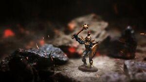 The Elder Scrolls: Morrowind collectors edition Ordinator Figurine painted rare