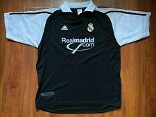 REAL MADRID FOOTBALL SHIRT 2001-2002 JERSEY SIZE XL