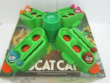 Vintage TOMY SCAT CAT Fun Fast Paced Action Children's Game Complete In Box