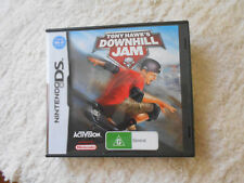NINTENDO DS GAME TONY HAWK'S DOWNHILL JAM - EXCEL LIKE NEW COND