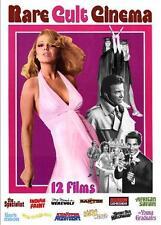 RARE CULT CINEMA 12 (Tweleve) Film Collection REGION 1 DVD Box Set *NEW*