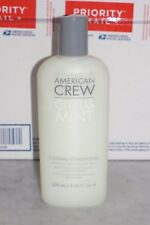 Case Of 12 American Crew Citrus Mint Cooling Conditioner. 8.45 oz. FREE SHIPPING