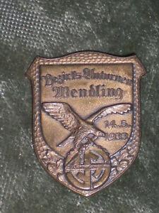 Metall-Abzeichen-Bezirks-Turnen Wendling (OÖ) 14.5.1933