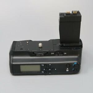 Meike MK-550DL LCD Multi-Power Battery Grip For Canon EOS 550D 600D 650D