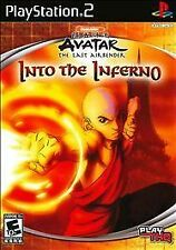 Avatar: The Last Airbender -- Into the Inferno (Sony PlayStation 2, 2008)