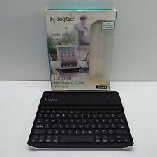 Logitech Keyboard Folio Case for Apple iPad 2, iPad 3rd Gen (LOOK DESC.) A1700