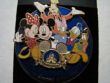 Disney Dreams Come True - Mickey and Friends Pin NEW