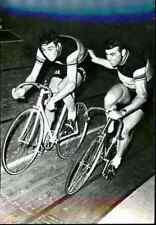 RIK VAN STEENBERGEN PATRICK SERCU Cyclisme Cycling Foto World champion du Monde