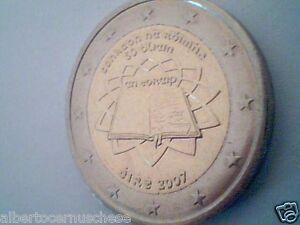 2 euro 2007 IRLANDA Trattato Roma rome rom IRLANDE Ireland Eire ToR Ирландия