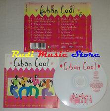 CD CUBAN COOL benny more los van van aragon irakereorigina manzanillo lp (C15)