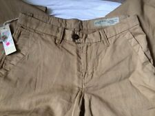 "BNWT Diesel Flairlegg Beige Trouser. Size 27""W X 36""L.Tall & Slim.UK 8. RRP £149"