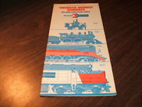 OCTOBER 1975 AMTRAK TIDEWATER-MIDWEST SERVICE