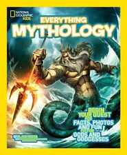 National Geographic Kids Everything Mythology: Begin Your Quest for Facts, Photo
