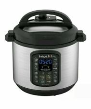 Instant Pot Duos SV 60 1000W, 9-in-1 Electric Pressure Cooker 5.7L