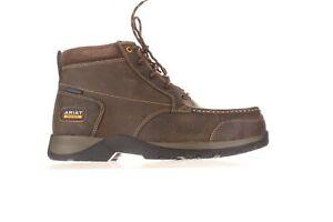 Ariat Mens 10024953 Dark Brown Work & Safety Boots Size 11 (2E) (2194418)