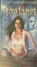 Sexy Sixth Sense (Unrated) [Vhs] New