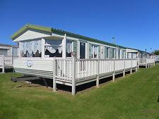 8 Berth Static caravan for  hire ingoldmells skegness Fantasy island