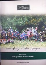 William Britain Soldiers WBC0116 - The 2016 Spring & Stock Collection Catalogue