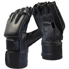 Freefight - MMA Handschutz, Handschuhe aus Leder. Ju Jutsu,Grappling, Wing Tsun